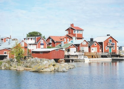 STF Söderhamn/Rönnskär Hostel and Cottages