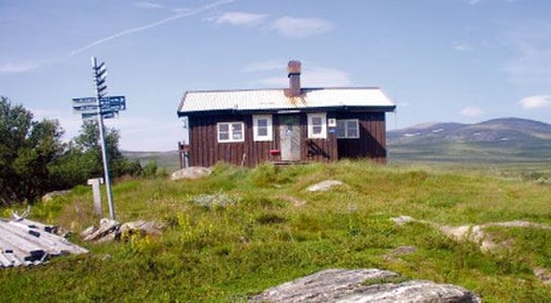 STF Anaris Mountain cabin