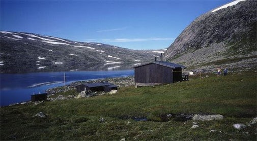 STF Vaimok Mountain cabin