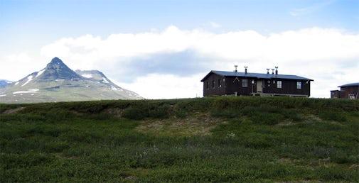 STF Pältsa Mountain cabin