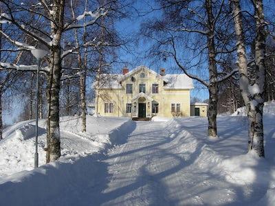 STF Kyrktåsjö Hostel