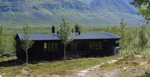 STF Akka Mountain cabin