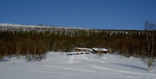 STF Aktse Mountain cabin
