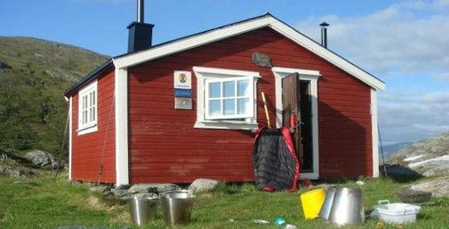 STF Sårjåsjaure Fjällstuga