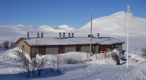 STF Vålåstugan Mountain cabin