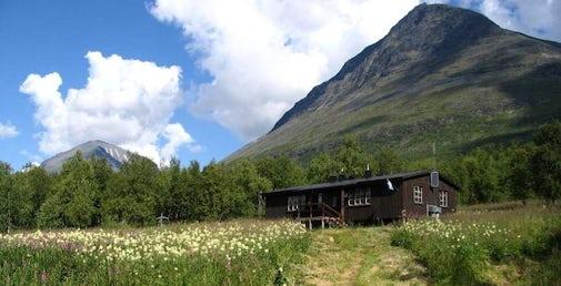 STF Tarrekaise Mountain cabin