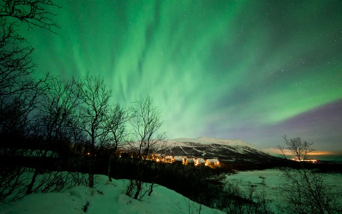 Northern Lights Spotting in Abisko National Park