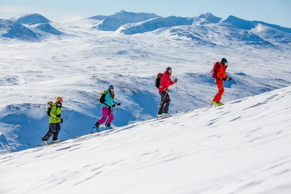 Abisko - First Randonée Ski Tour