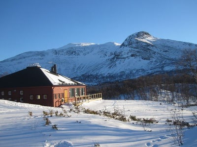 STF Stensdalen Mountain cabin