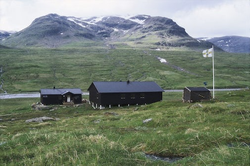 STF Viterskalet Mountain cabin