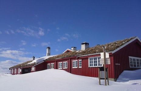 Sylmassivet (Norway) - DNT Storerikvollen