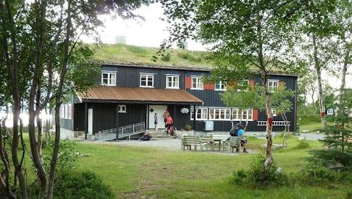 Sylmassivet (Norway) - DNT Nedalshytta
