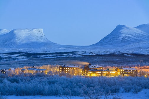 STF Abisko Mountain Station