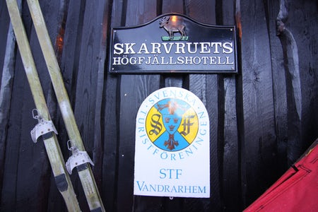 STF Tänndalen/Skarvruet Fjällstation