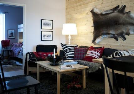 STF Tännäskröket Apartments