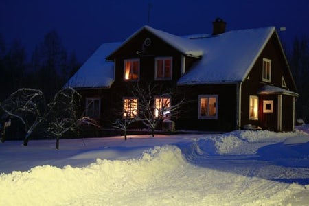 STF Ydre/Kalvefalls gård Vandrarhem