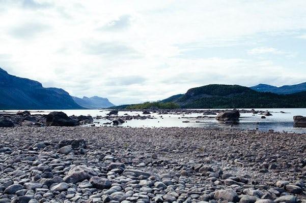 Saltoluokta - Dagstur till Stora Sjöfallet