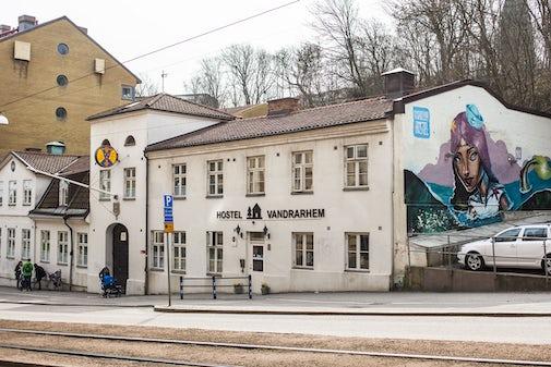 stf vandrarhem karta STF Göteborg/Stigbergsliden Vandrarhem   Svenska Turistföreningen stf vandrarhem karta