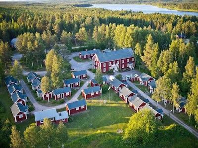 STF Övertorneå/Svanstein Lodge