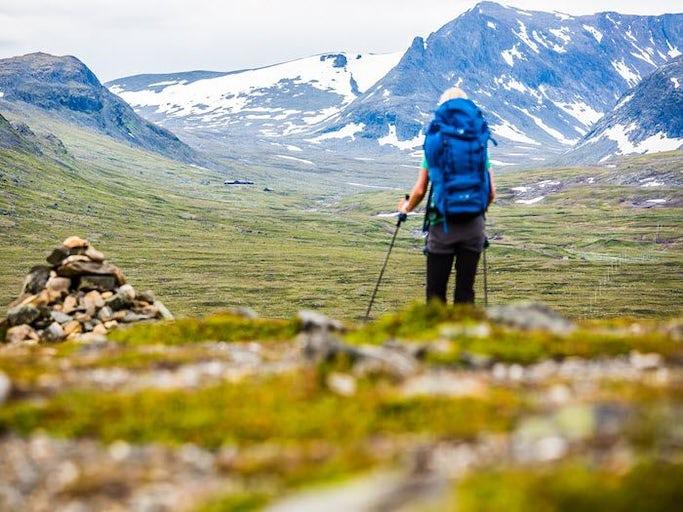Jämtlandstriangeln med guide sommar