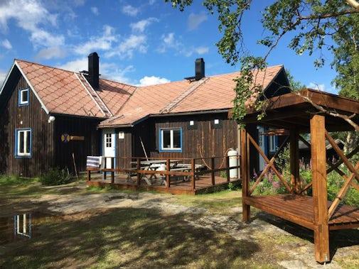 STF Abiskojåkka Mountain cabin