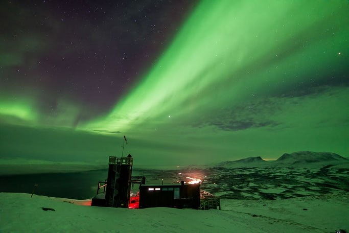 Abisko - STF Aurora Sky Station – the world's most illuminating experience