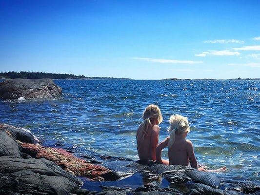 Skärgårdsäventyr på Sävö för barn tillsammans med vuxen