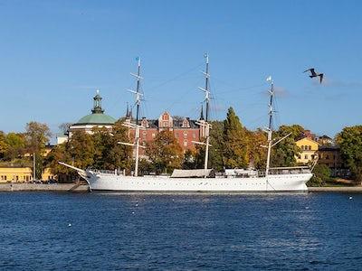 STF Stockholm/af Chapman & Skeppsholmen Hostel