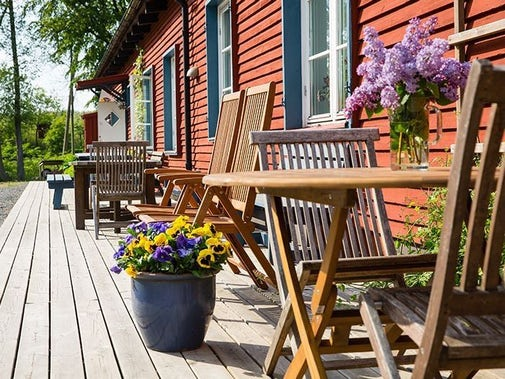 STF Baskemölla Hostel