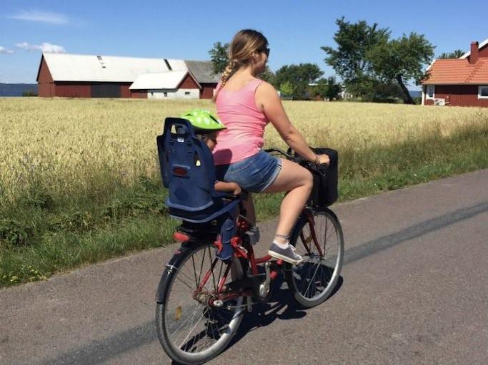 Cykla i Huskvarnas Vätterbygd