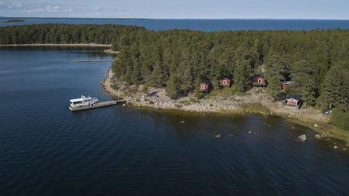 STF Söderhamn/Klacksörarna Archipelago Cottages