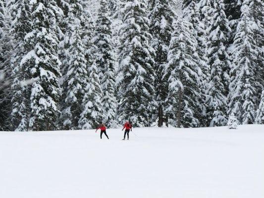 Bli bättre skidåkare i Jädraås i vinter