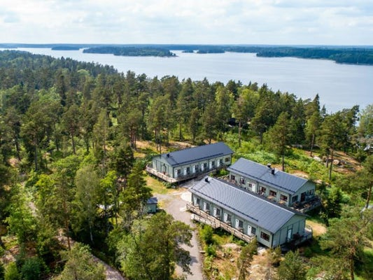 Övandring i Stockholms skärgård