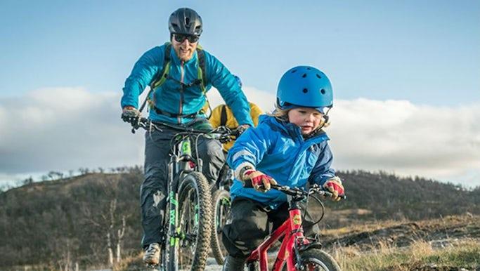 Cykla i Ramundberget