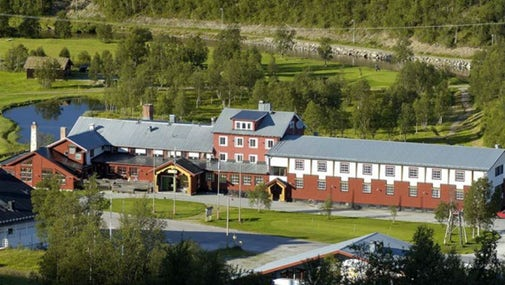 STF Ramundberget Mountain station