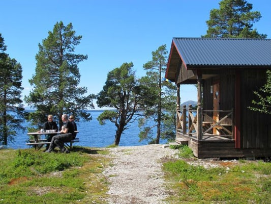Pre-pay for an unspecified place to sleep in a mountain cabin: Grövelsjön/Rogen