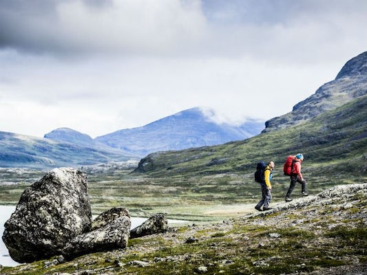 Pre-pay for an unspecified place to sleep in a mountain cabin: Kungsleden Abisko - Kebnekaise