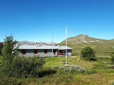 STF Vålåstugan Mountain cabin