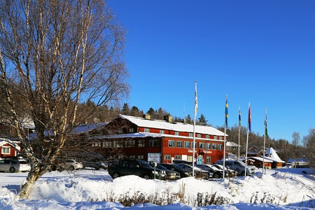 STF Vålådalen Mountain station