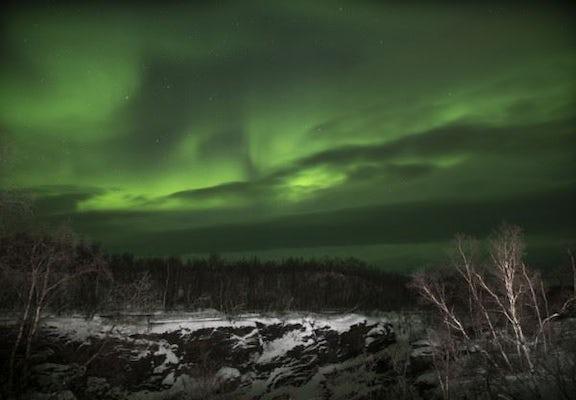 Abisko - Northern Light Hike