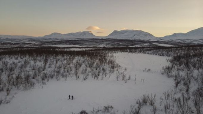 Abisko - Try Nordic backcountry skis
