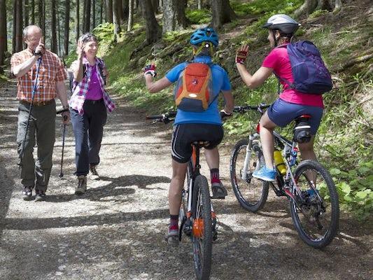 Vandra eller cykla i Bergslagen