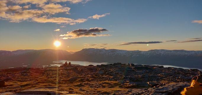 Abisko - Midnight Sun Hike