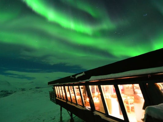 Abisko - STF Aurora Sky Station Exclusive Dinner