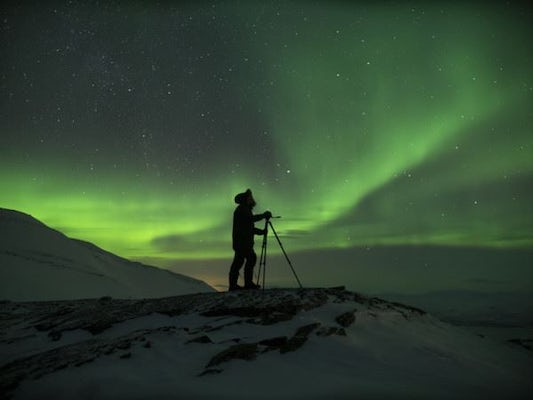 Abisko - Northen lights night with accommodation & food