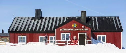 STF Blåhammaren Mountain station