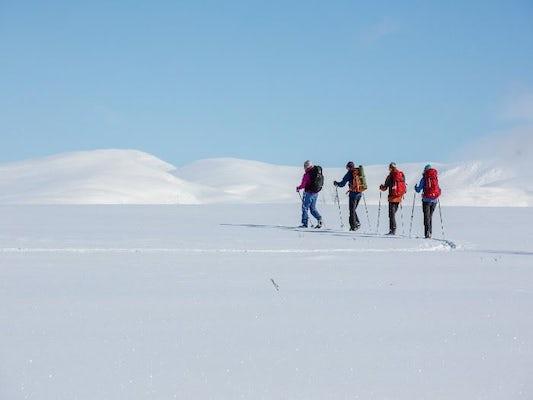 Den Första Fjällturen; ett äventyr i Laponia