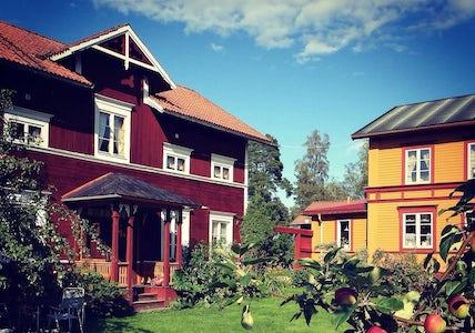 STF Rengsjö Ohlandersgården Hostel